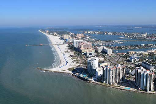 Clearwater Beach Helicopter Tour