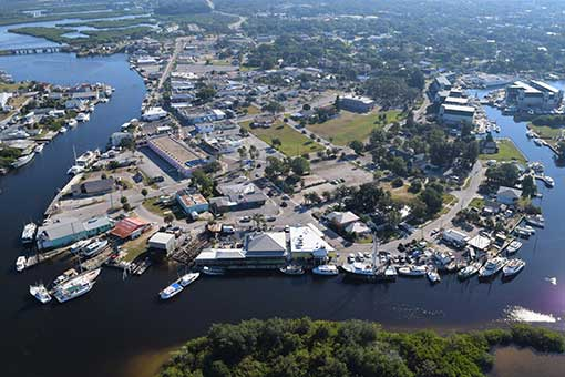 Clearwater Helicopter Tour - Tarpon Springs