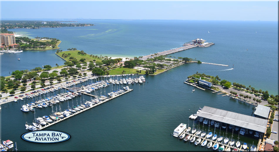 Historic St Pete Helicopter Tour