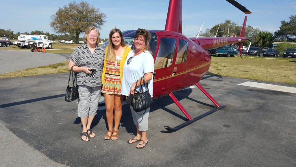 Clearwater Custom Helicopter Tour