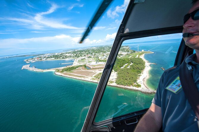Key West Ultimate Island Experience Helicopter Tour