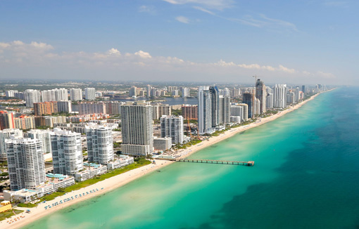 Miami Helicopter Tour A