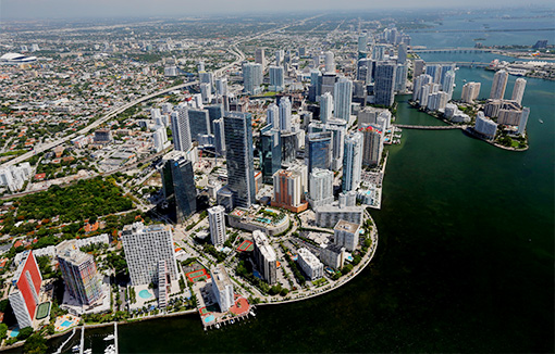 Miami Helicopter Tour B