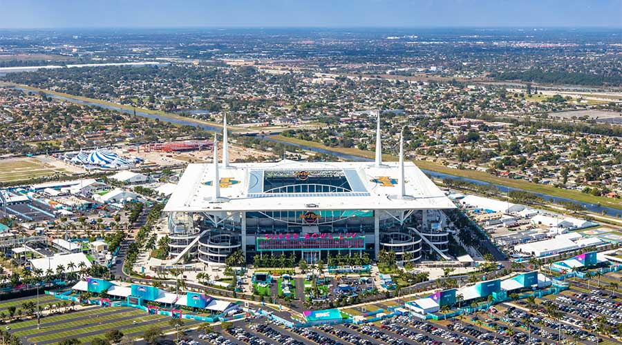 Hard Rock Stadium Helicopter Ride H1