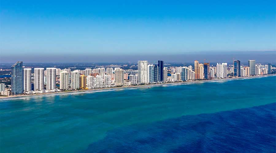 Sunny Isles - North Miami Beach Helicopter Ride H3