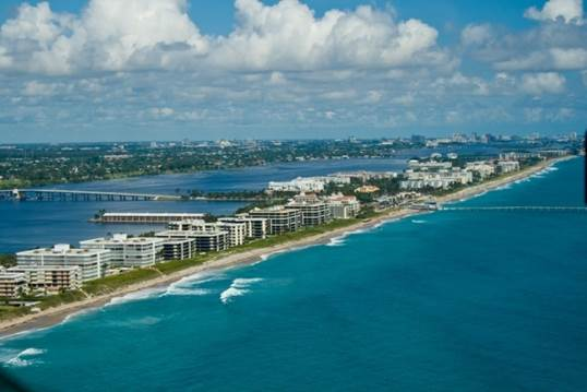Palm Beach Helicopter Tour - Kennedy