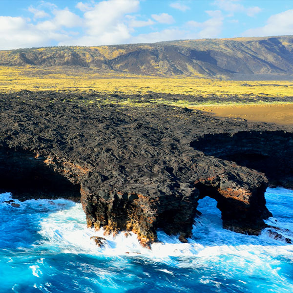 Experience Hawai'i Helicopter Tour