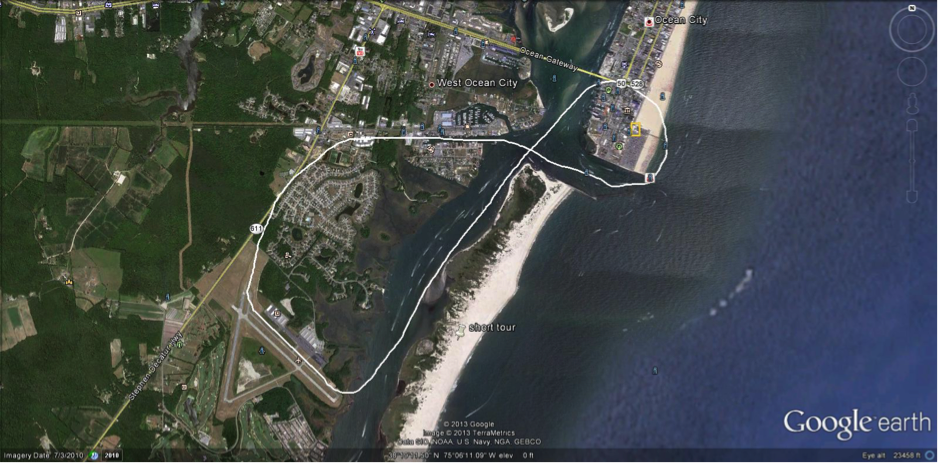 Ocean City Downtown Helicopter Tour