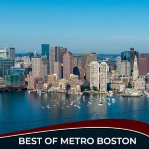 Best of Metro Boston Helicopter Tour