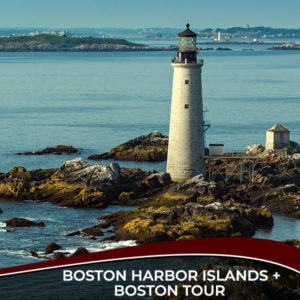 Boston Harbor Islands Helicopter Tour