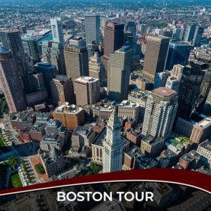 Boston Helicopter Tour