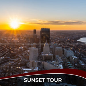 Boston Sunset Helicopter Tour