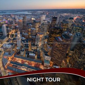 Boston Night Helicopter Tour