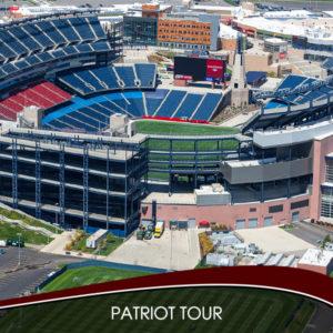 Boston Patriot Helicopter Tour