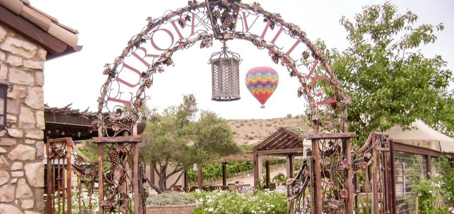 Temecula Wine Country Balloon Flight
