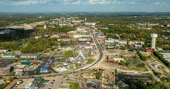 Branson Preview Helicopter Tour