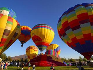 California Dreamin' Hot Air Balloon Adventure