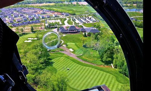 Hocking Hills Helicopter Tour