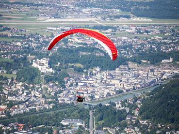 Tandem flight CLASSIC GAISBERG