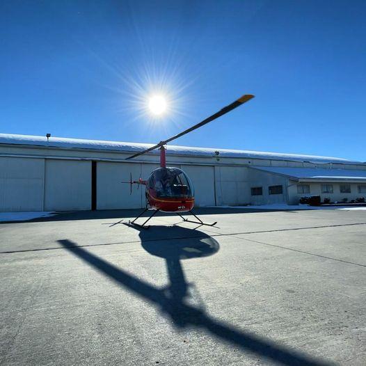 Oklahoma City Helicopter Tour