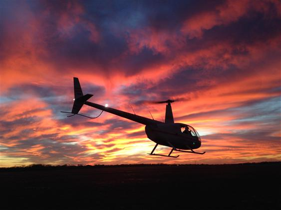 Austin Sunset Helicopter Tour