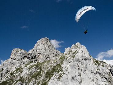 Tandem flight THERMAL SPECIAL BISCHLING / Werfenweng