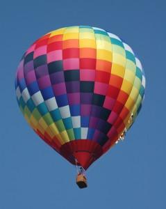 Birmingham Hot Air Balloon Rides