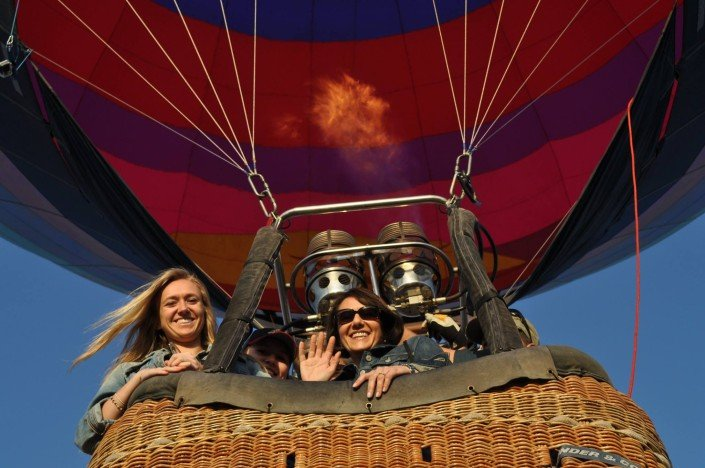 Personalized Hot Air Balloon Rides in Scottsdale