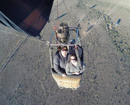 Romantic Hot Air Balloon Rides in Scottsdale