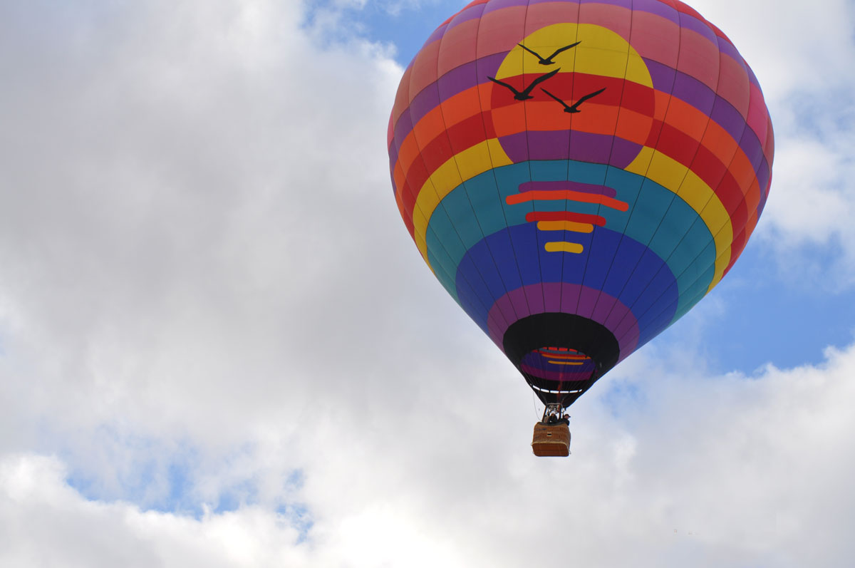 Tethered Hot Air Balloon Rides in Scottsdale