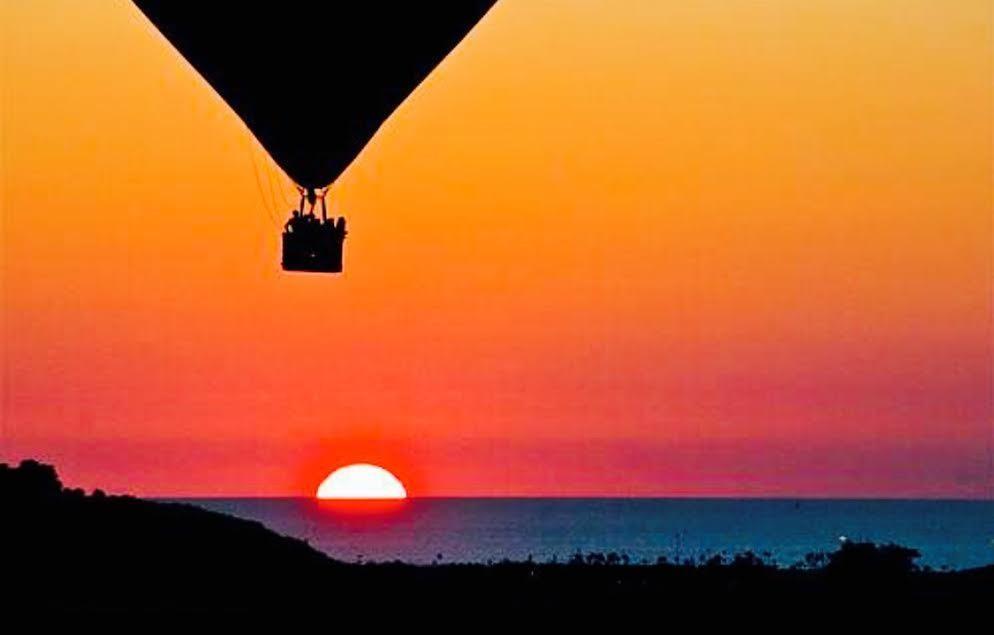 Del Mar Sunset Shared Basket