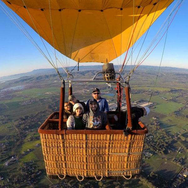 Sonoma Ballooning Adventures
