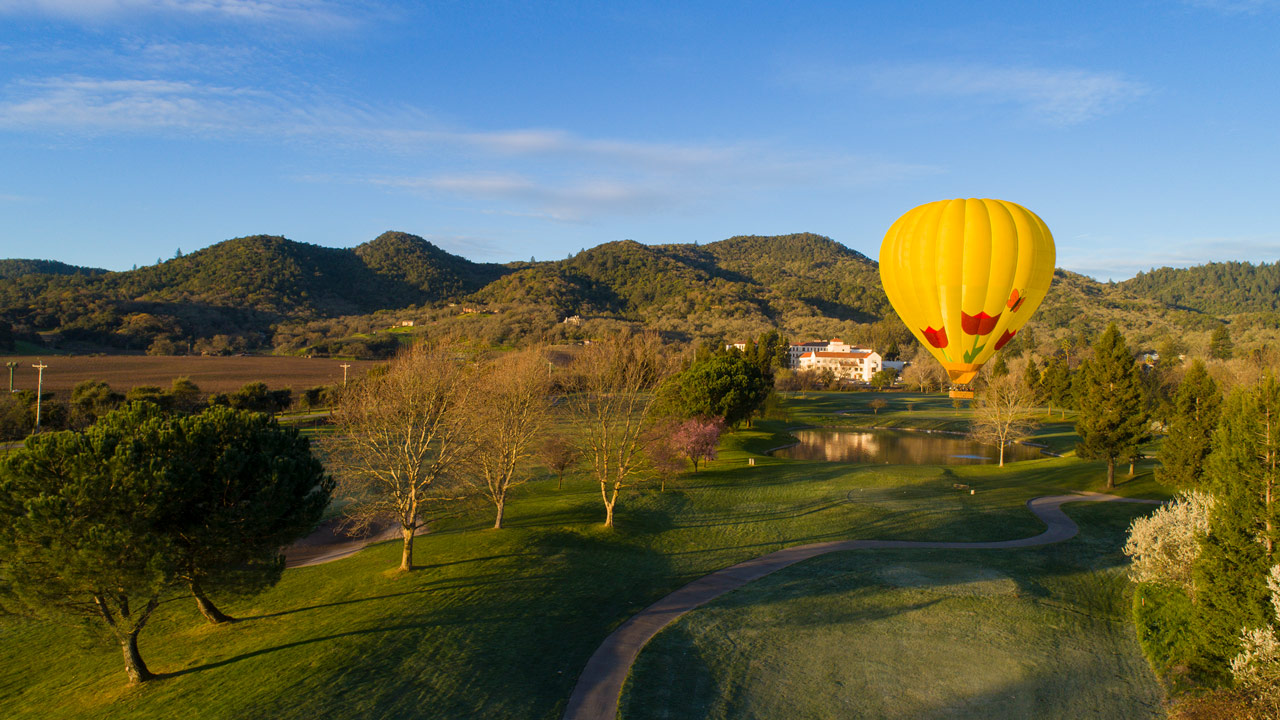 Hot Air Balloon Rides in Napa