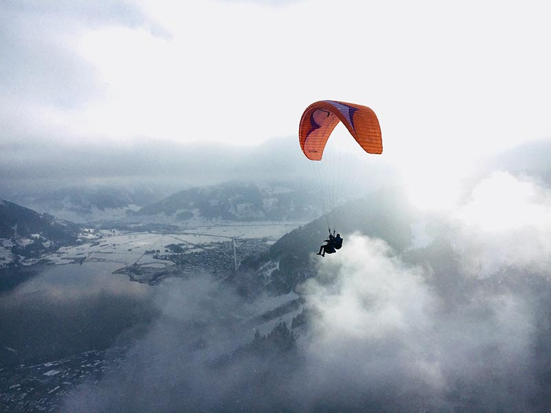Zell am See Super Panoramic-flight