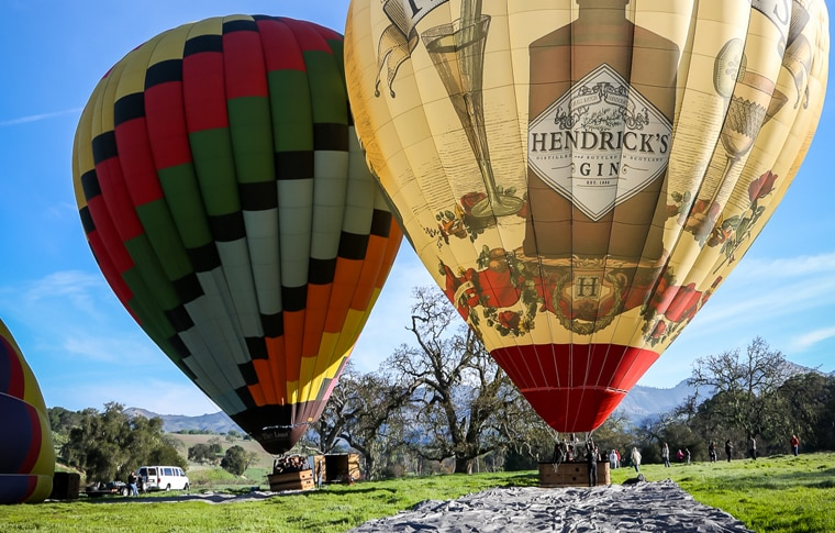 Santa Barbara Wine Country Champagne Morning Flight