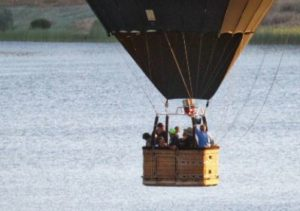 Hot Air Balloon Rides in Sacramento Valley