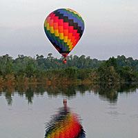 Private Hot Air Balloon Flight