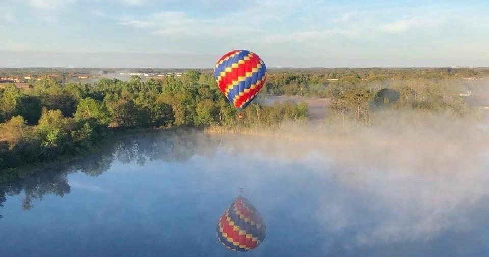 Lakeland Sunrise Balloon Flight