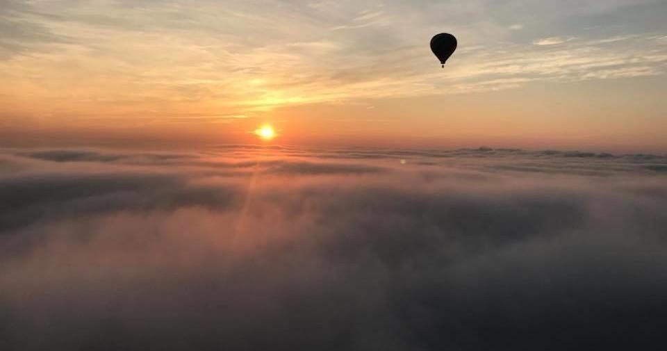 Atlanta Private Balloon Ride for Two
