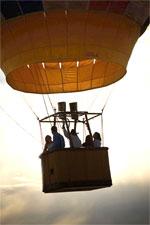 Santa Fe Hot Air Balloon