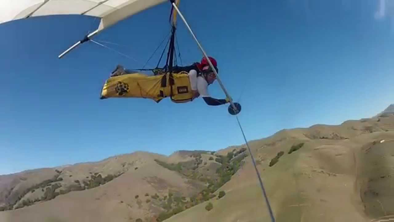 San Francisco Tandem Hang Gliding Flights