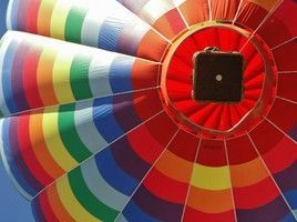 Chicago Hot Air Balloon Any Day Flight