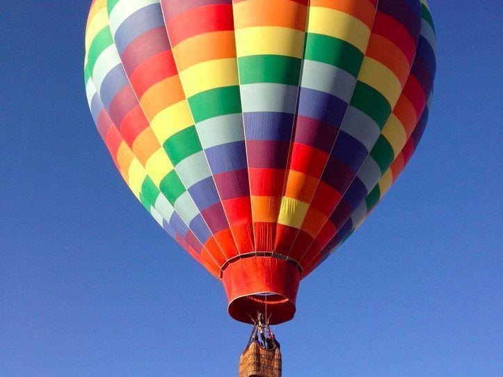 Chicago Hot Air Balloon Private Flight