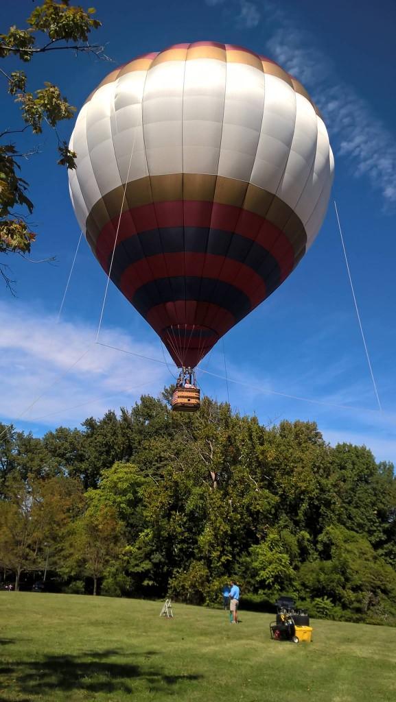 Louisville Tethered Balloon Rides