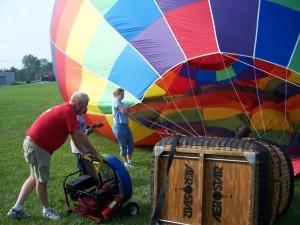 Louisville Hot Air Balloon Rides