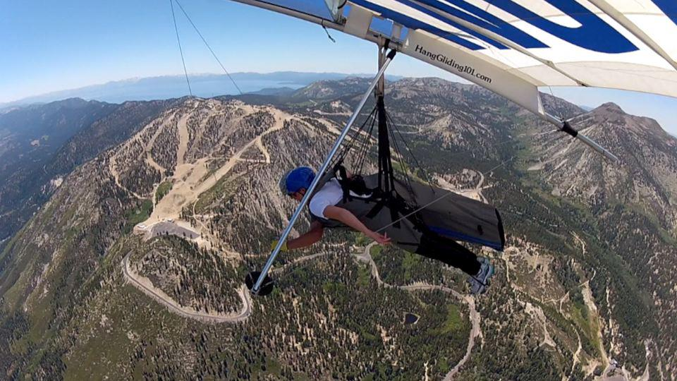 Big Air Hang Gliding Tandem Flights