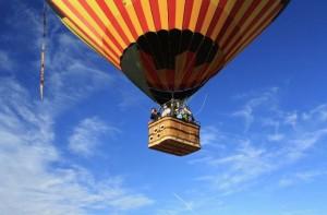 Taos Hot Air Balloon Rides
