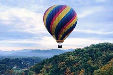 Asheville Hot Air Balloon Ride