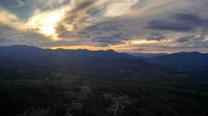 Ballooning in Asheville, NC