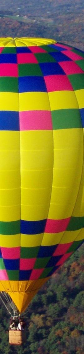 Charlotte Hot Air Balloon Flights